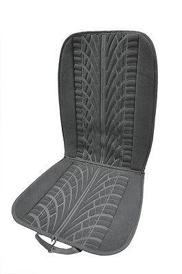 Sitzauflage Sitzaufleger Sitzschoner schwarz sportlich für Auto PKW KFZ