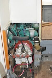 Volvo  diesel  engine  with  transmission/prop shaft/prop Comox / Courtenay / Cumberland Comox Valley Area image 3