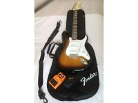 Affinity Squier Fender Stratocaster