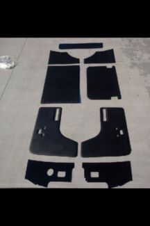 VW KOMBI VINYL COVERED INTERIOR PANELS VOLKSWAGEN 68 to 79 Merewether Newcastle Area Preview