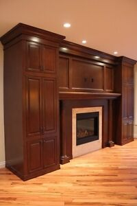 Airdrie finishing carpentry