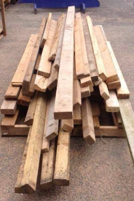 Summar Sale 2x2 Amp 3x2 Wood Pile Straight Pieces Great