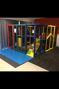 Kids Soft Play Mobile Play Centre Hire Franchise For Sale Pemulwuy Parramatta Area Preview