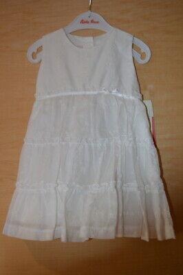 Käthe Kruse Baby Sommerkleid Gr 62   Taufe   Fest   Hochzeit  weiss neu !!   (Weiße Baby-sommer-kleid)