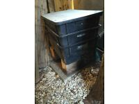 WORMERY - WORM FACTORY - ORGANIC COMPOSTER
