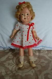 Shirley Temple Vintage Doll