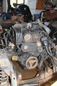 0 IIIIII 0  2.4Ltr 2006 Jeep TJ Engine Suitable parts or build