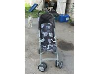 Chicco useful little pram for baby/toddler Fairly light. Quite clean. pushchair. buggy