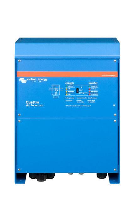 QUA488024000  Quattro 48/8000/110-100/100 230V VE.Bus