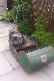 "Ransomes 20"" fine turf mower"