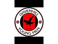 Ravenhill YM FC - New Players Wanted
