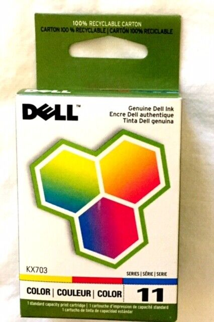 KX703 Cyan, Magenta, Yellow 239 Page Yield Ink Cartridge for
