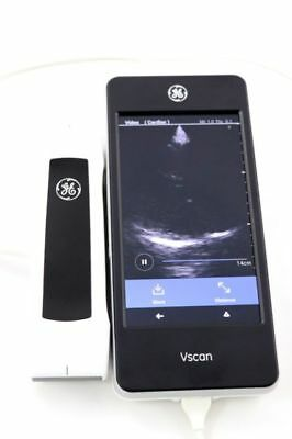 Demo Unit Ge Vscan Extend With Dual Probe Ultrasound System