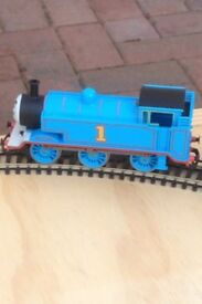 Thomas and Percy electric train set