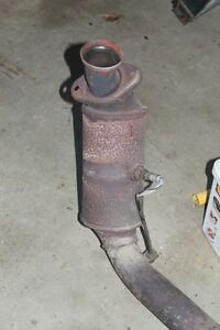 0 IIIII 0  2006 Jeep TJ complete exhaust off 2.4ltr . 0 IIIII 0 Peterborough Peterborough Area image 3
