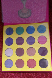 2017 Hotsale The Nubian 2nd Edition Palette Eyeshadow palette by JUVIA'S PLACE