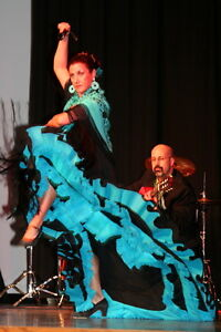 Flamenco Dancer and Flamenco Guitarist Edmonton Edmonton Area image 1
