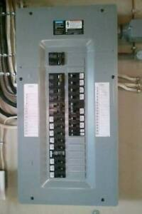Service Panel Upgrades - Fuses to Breakers