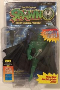 SPECIAL EDITION GREEN SPAWN VARIANT ACTION FIGURE / HARD TO FIND