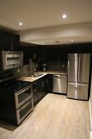 New Beautiful Fully Furnished 1 Br LEGAL Basement Suite