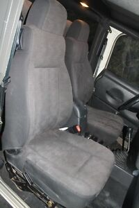 Jeep TJ Newer Styel front seats off 2003   Fits ALL years 97-06