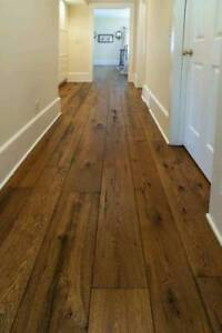 Hardwood and Laminate Installation Specialists
