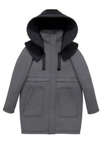 Alexander Wang Parka with Down Vest Jacket Coat - BRAND NEW