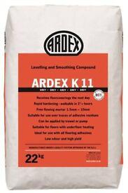 ARDEX K11 RAPID LEVELLING COMPOUND