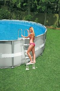 intex swimming pool ladder for pools up to 52