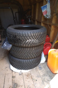 Winter tires used only 1 season