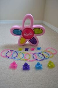 """Toys: BARBIE """"Simon Says"""" Game, BARBIE Doll, and a Puzzle"""