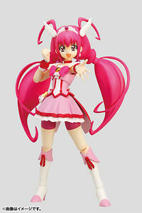 [FROM JAPAN]S.H.Figuarts Smile Precure! Cure Happy Action Figure Bandai