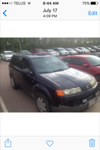 2003 Saturn VUE New Inspection