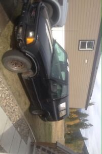 1700$ trades offers.  96 sanoma 2 wheel drive . Five speed