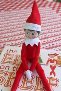 Elf on the Shelf + Book !! FREE SHIPPING + GET IT BEFORE CHRISTMAS !!!