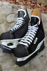 Bauer Select 95 ICE HOCKEY SKATES men's size 9 ½ D 9.5 or US 10