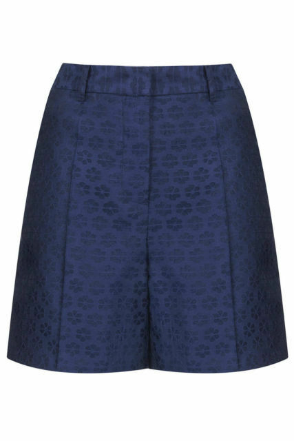 Topshop Cutwork Mensy Fit Shorts