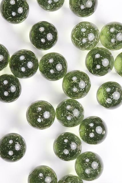 Helenite Glass Ball