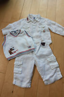 Boys Linen Outfit bought in Italy size 3-6 mths