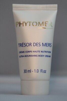 Phytomer Tresor Des Mers Nourishing Ultra Nourishing Body Cream Intense Moisture