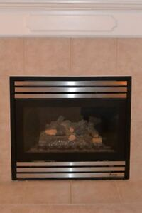 Montigo Gas Fireplace Horizontal Trim Pieces