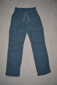 Youth/Kids Size 12 MEC Convertible Pants for camping, hiking...