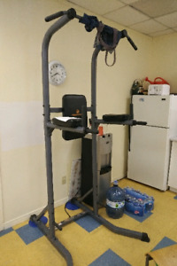 Wanted: DIP TOWER / DIP STATION  exercise equipment
