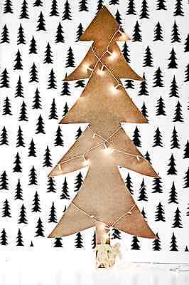 A cut-out-and-keep tree. Credit: foreverlovecom.blogspot