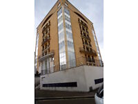 SE16 - Surrey Quays - King Frederick Ninth Tower - Spacious one bedroom apartment - River views.