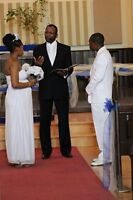 Officiant for Wedding