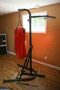 TKO Boxing Stand (free Standing)