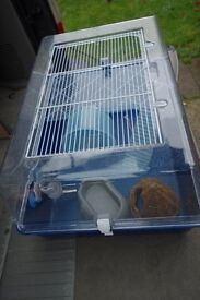 Hamster Cage - As New