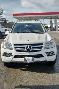2011 Mercedes-Benz GL-Class 450 SUV, Crossover