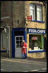 374037-Luddenden-Yorkshire-Fish-And-Chip-Shop-A4-Photo-Print